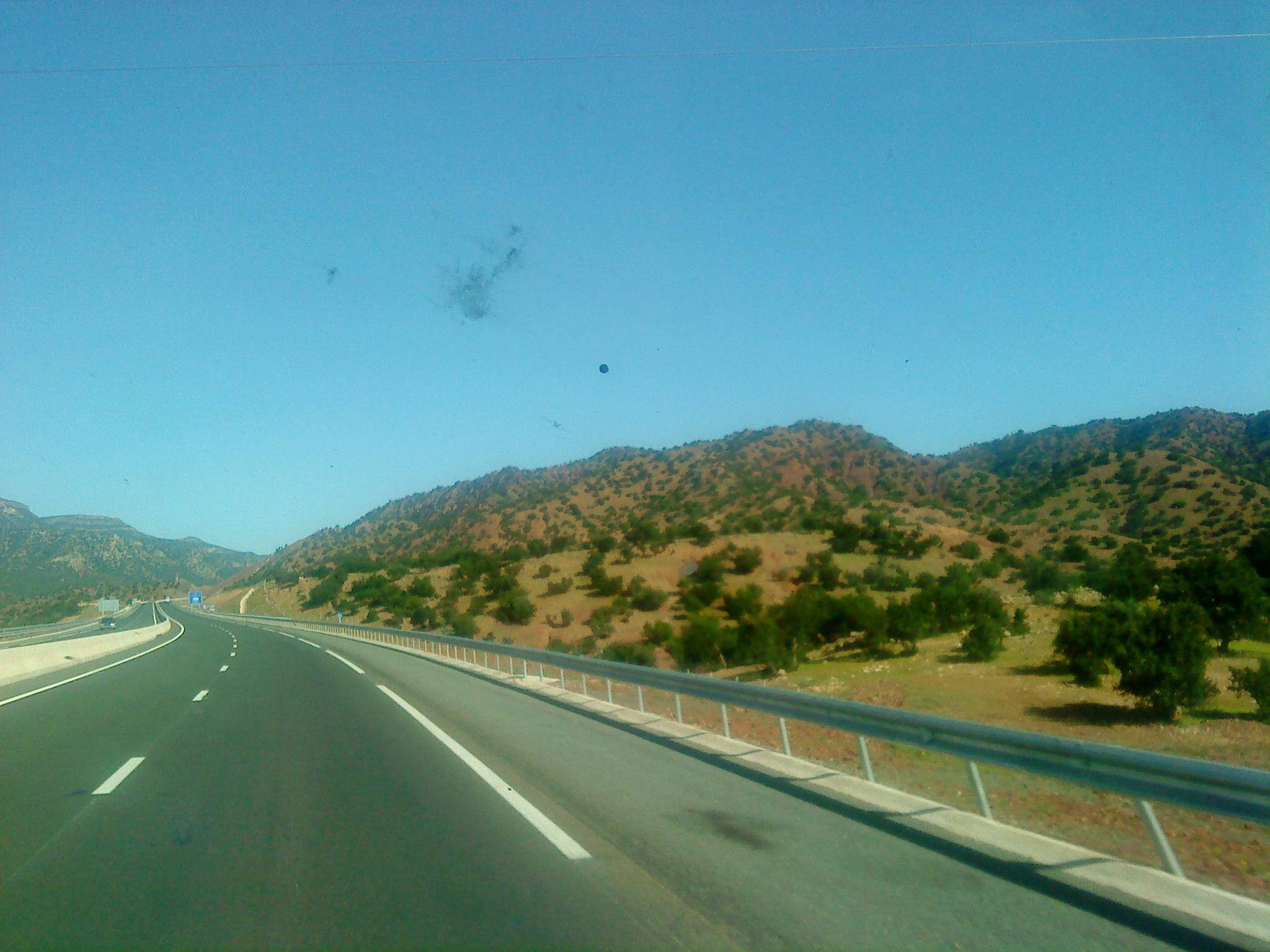 Myriam GAGNAIRE Routes Maroc